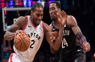 Toronto Raptors Earn Fifth Strain Win against the Brooklyn Nets