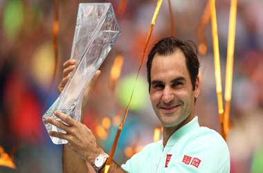 Roger Federer Wins Miami Open and His 101st title
