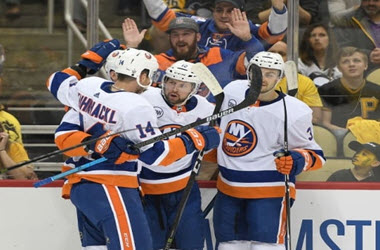 New York Islanders Sweep Series Eliminating Penguins from Playoffs