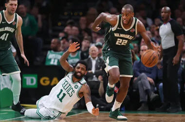 Milwaukee Bucks Take 2-1 series lead over Celtics