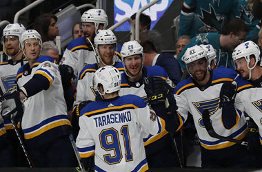St. Louis One Win Away from the Stanley Cup Finals after Game 5 Win