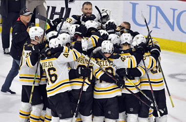 Boston Bruins Sweep Series to head Stanley Cup Final