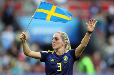 Sweden Heading to the Women's World Cup SemiFinals after Ousting Germany