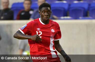 Alphonso Davies approaches vital moment in his career
