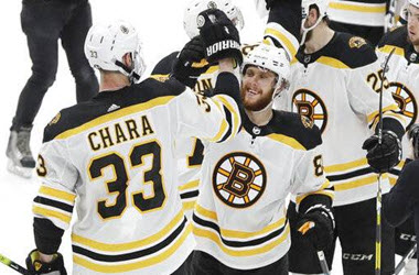 Boston Heavily Relying on its Veterans going into Stanley Cup Final against Blues