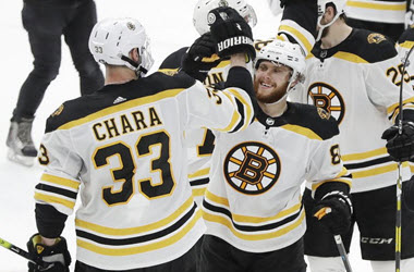 Boston Bruins Win Game 6 to Tie Series 3-3