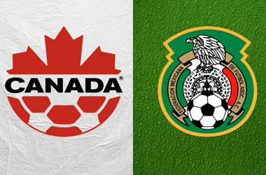 Canada Prepare To Clash With Mexico