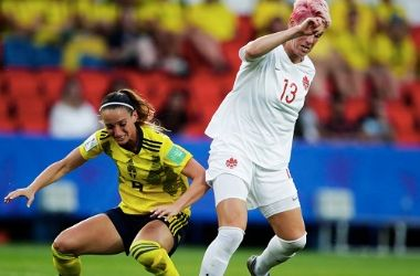 Canada and Sweden battle for a place in the quarter-finals of the Women's World Cup