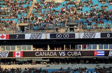 Canada Book Place In Gold Cup Quarter-Finals