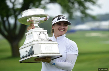 Hannah Green Wins First PGA Major LPGA Title
