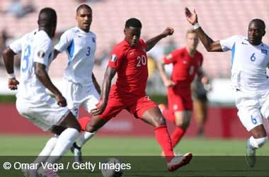 Canada put four past Martinique in Gold Cup opener