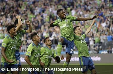 Seattle leave it late against Vancouver