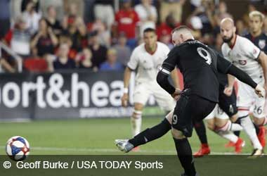 Late Rooney penalty denies Toronto