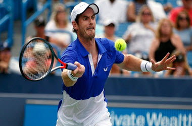 Western & Southern Open Painful for Andy Murray and Felix Auger-Aliassime