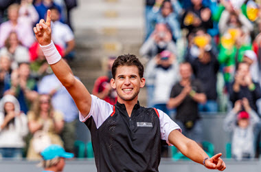 Dominic Thiem Ends Denis Shapovalov Hopes of Winning the Rogers Cup
