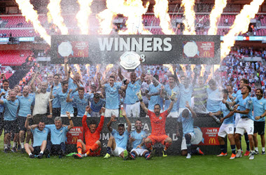 Man City to Take on Liverpool in 2019 Community Shield Final