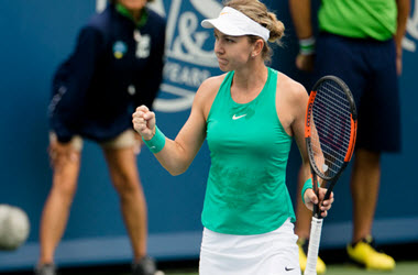 Simona Halep Advances to Third Round at Western & Southern Open
