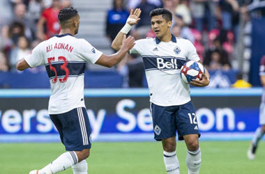 Vancouver Whitecaps Earn Draw against Columbus Crew with Late Goal
