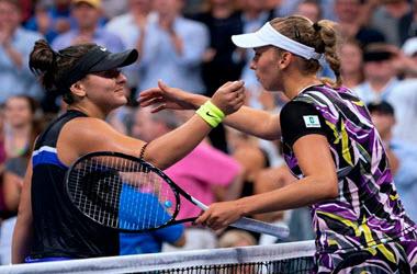 Bianca Andreescu Advances to U.S. Open semifinals