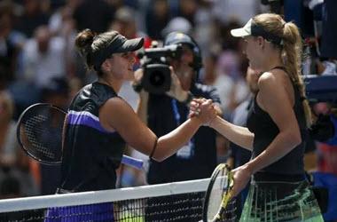 Bianca Andreescu Defeats Caroline Wozniacki in U.S. Open Third Round