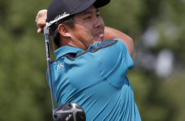 An Byeong Hun Jumps into the lead at Mississippi