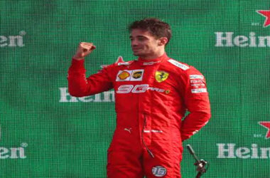 Charles Leclerc is Ferrari's Best Hope at a Championship Run