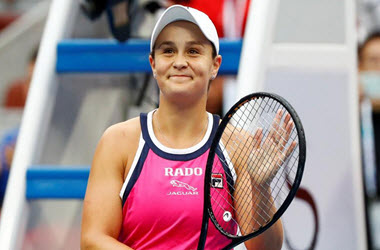 Ash Barty and Dominic Thiem Advance to China Open final
