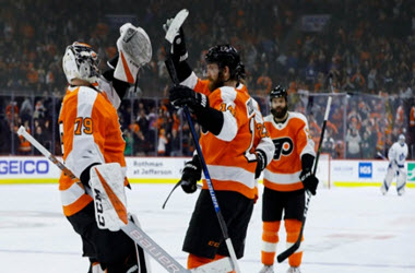 Maple Leafs Lose in shootout to the Flyers