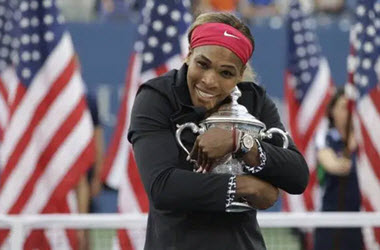 Serena Williams Honoured with AP Female Athlete of the Decade Award