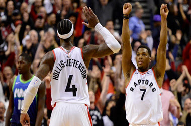 Toronto Raptors Make Historic Franchise Comeback to Beat the Mavericks