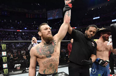 Conor McGregor defeats Donald Cerrone in 40 second in UFC 246 Main Event