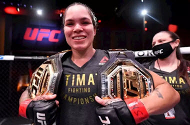 Amanda Nunes Maintains Featherweight Title with Defeat of Canadian Felicia Spencer