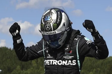 Valtteri Bottas Win Season Opening Austrian Grand Prix