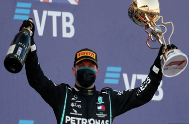 Valtteri Bottas wins Russia GP – Hamilton denied F1 win record