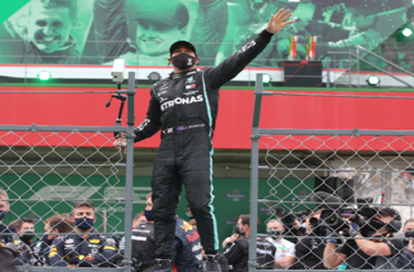 Lewis Hamilton Breaks Schumacher's F1 record with Win at Portuguese GP