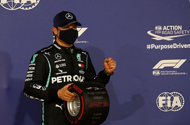 Valtteri Bottas takes Pole at Sakhir Grand Prix