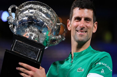 Novak Djokovic wins his Ninth Australian Open