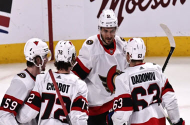 Ottawa Senators End Montreal's Win Streak