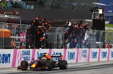 Max Verstappen Extends Points Lead with Win at Styrian GP