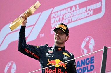 Max Verstappen Continues to Dominate – Wins Third Straight Victory