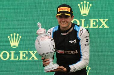 Esteban Ocon wins Hungarian GP, Hamilton Retakes F1 lead