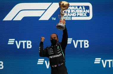 Lewis Hamilton wins Russian GP for 100th Victory in F1