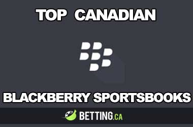 Top Canadian Blackberry Sportsbooks