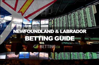 Top Canadian Sports Betting Sites For Newfoundland and Labrador