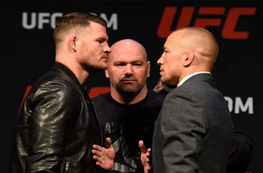 George St-Pierre's UFC Title Fight vs Michael Bisping Canceled