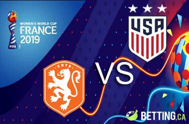 USA vs. Netherlands: FIFA Womens World Cup Final 2019